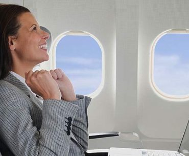 How to use free wifi during flight