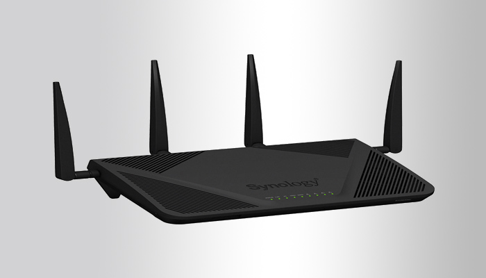 Synology RT2600AC Wi-Fi AC 2600 - Best Small Business Router