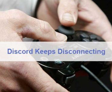 discord keeps disconnecting