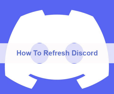 how to refresh discord